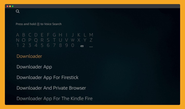 Downloader-using-the-virtual-keyboard