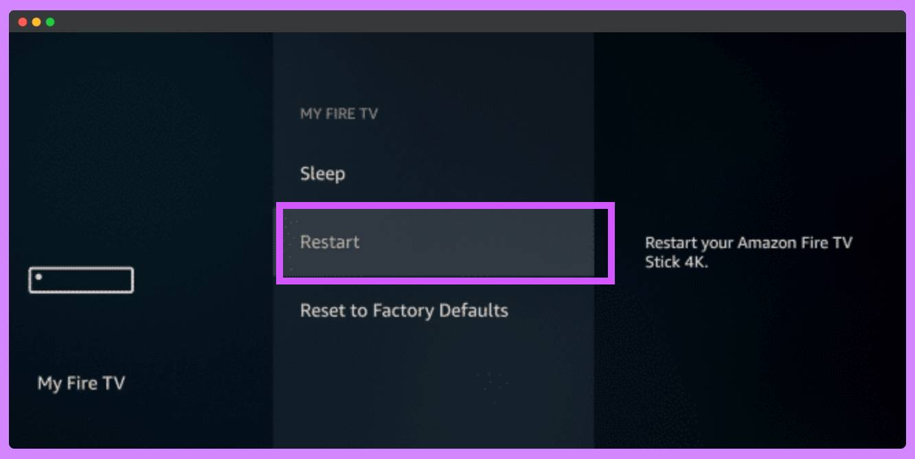 Select-Restart-From-the-menu