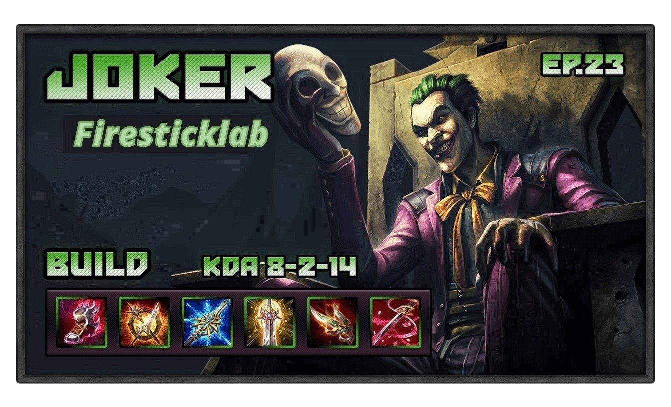 he-Joker-Build