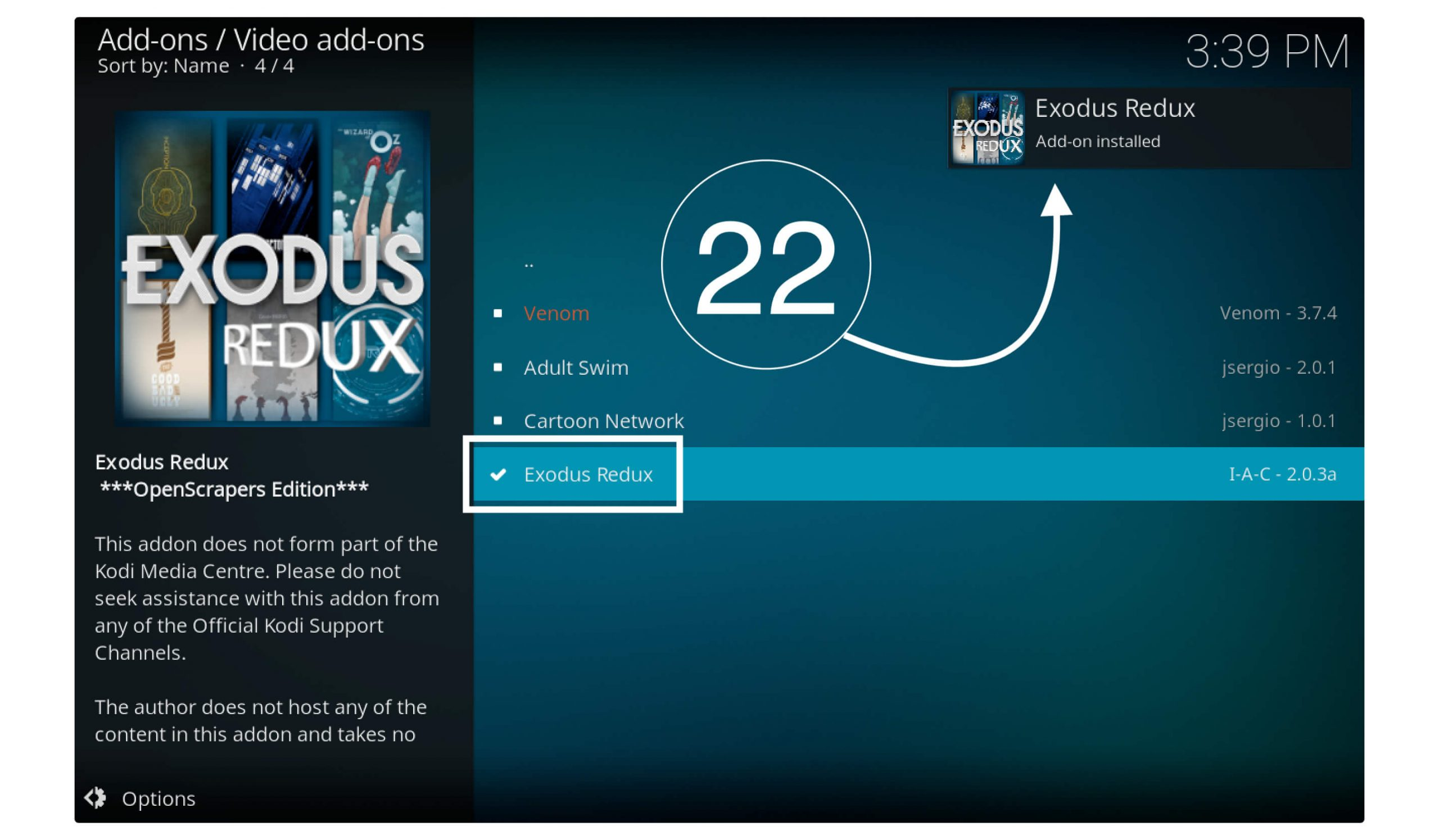 how-to-run-Exodus-Redux-on-Kodi-Leia