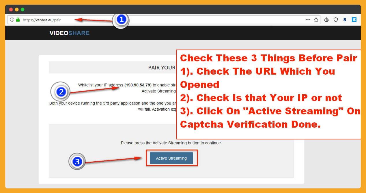 URL in Chrome or Firefox: http://vshare.eu/pair