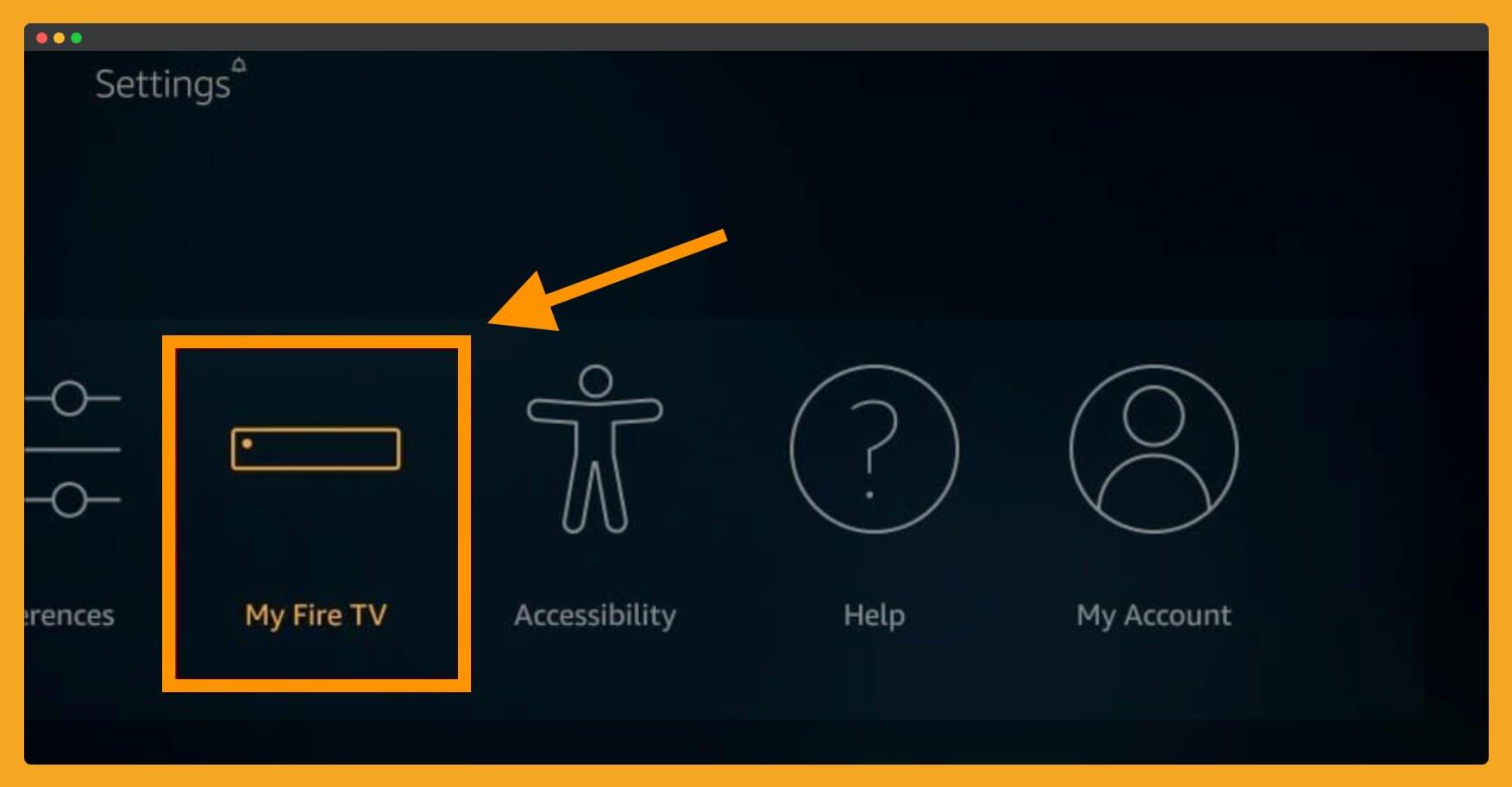 select-My-FireTV