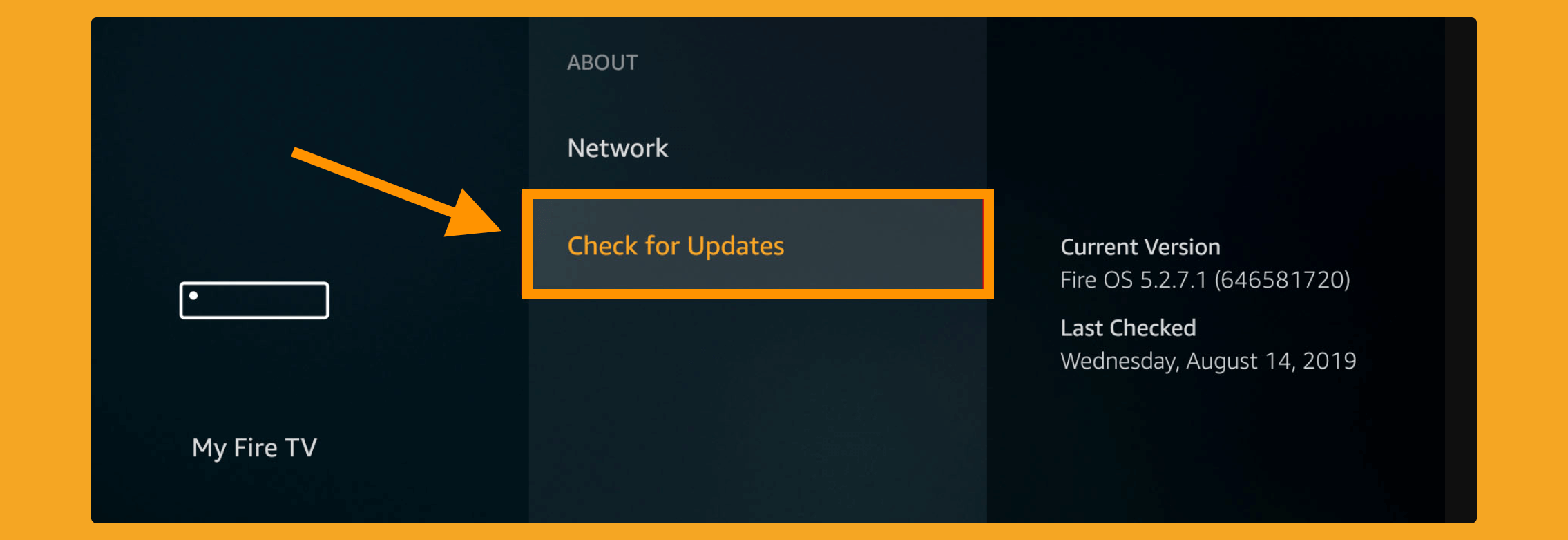 Check-for-updates-to-Fix-Firestick-Keeps-Rebooting