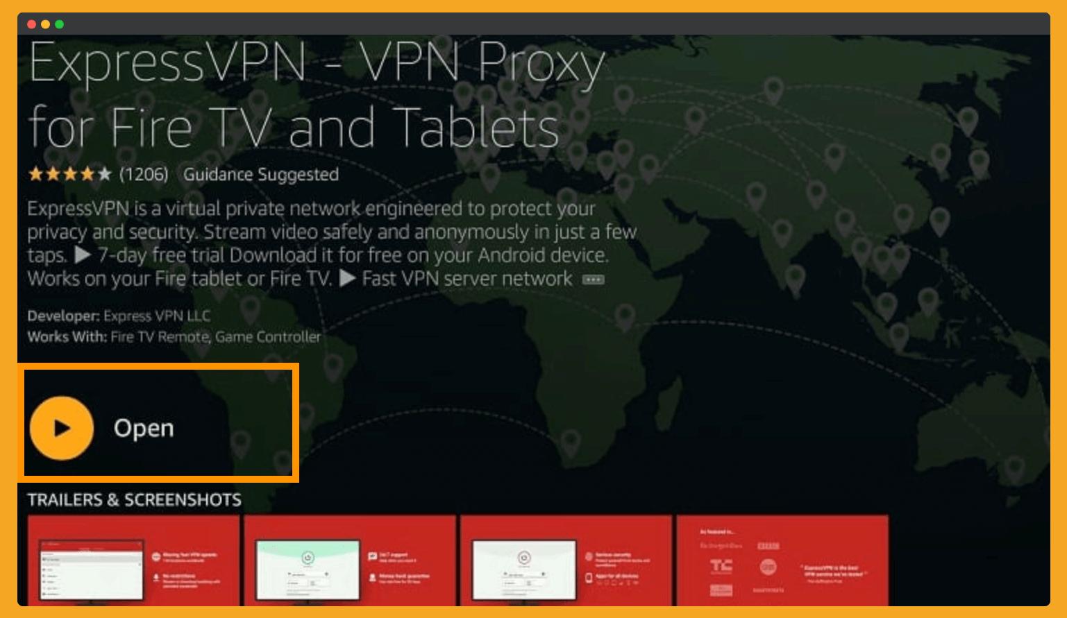 Open-Installed-VPN-On-Firestick