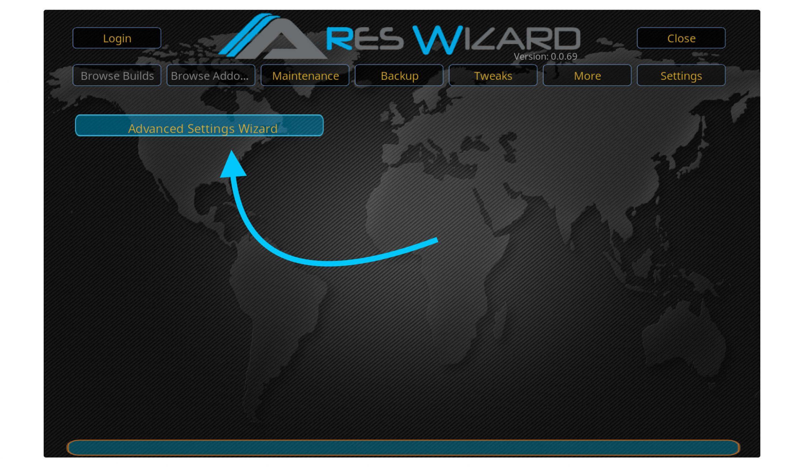 Advanced-Settings-Wizard