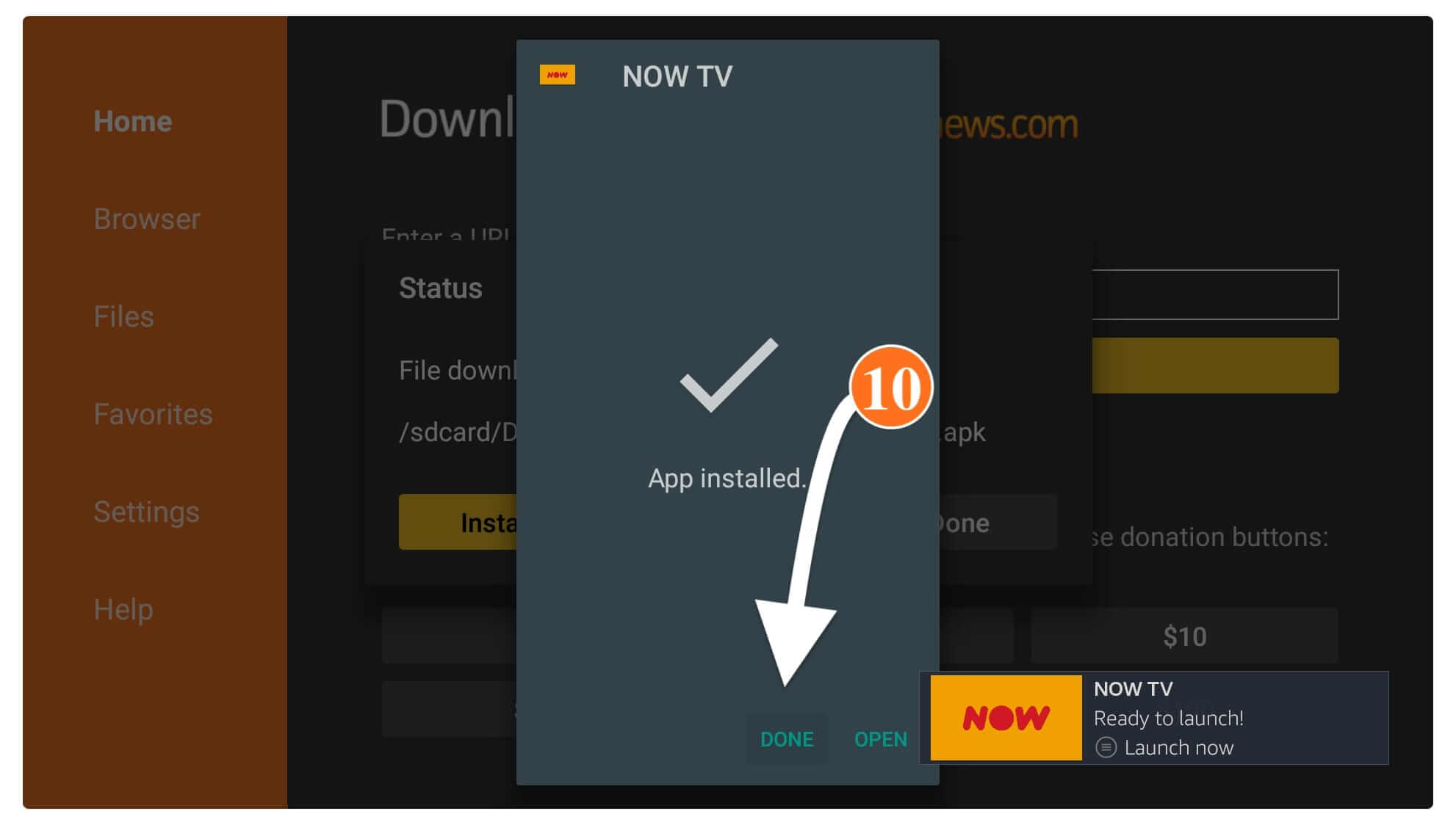 Download-Now-TV-For-Firestick