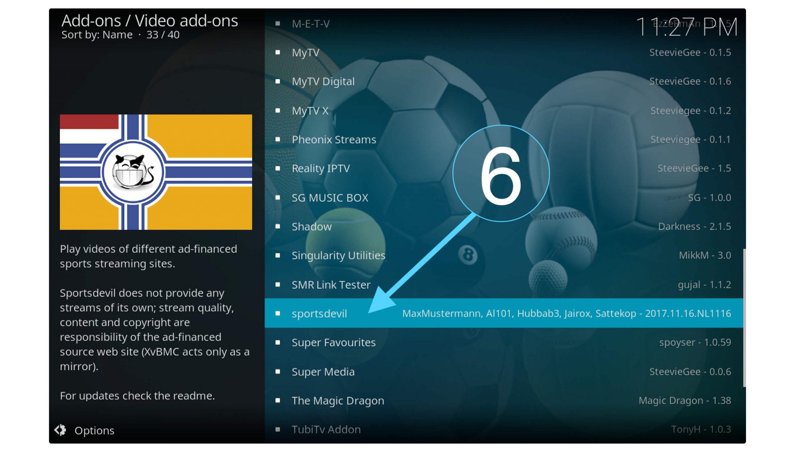 Download-SportsDevil-Kodi-Addon
