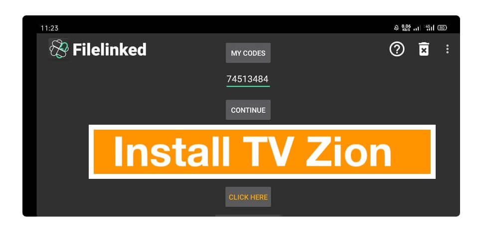 How-To-Install-TVZion-on-Firestick-using-Filelinked-Code