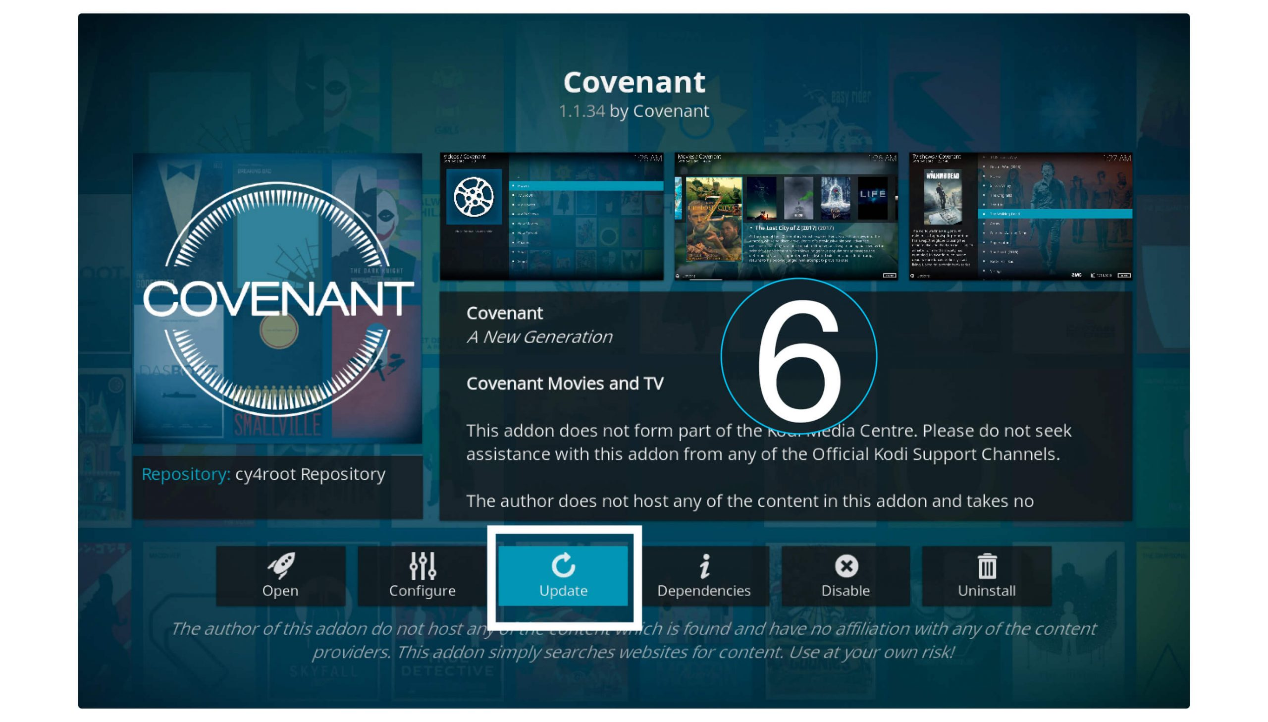 How-to-Update-Covenant-Addon-On-Kodi-2020