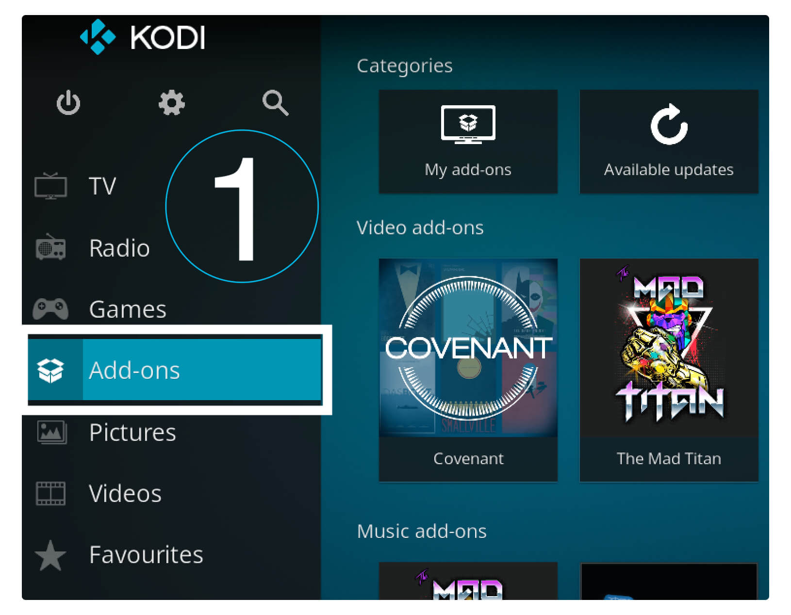 How-to-Update-Covenant-Addon-On-Kodi