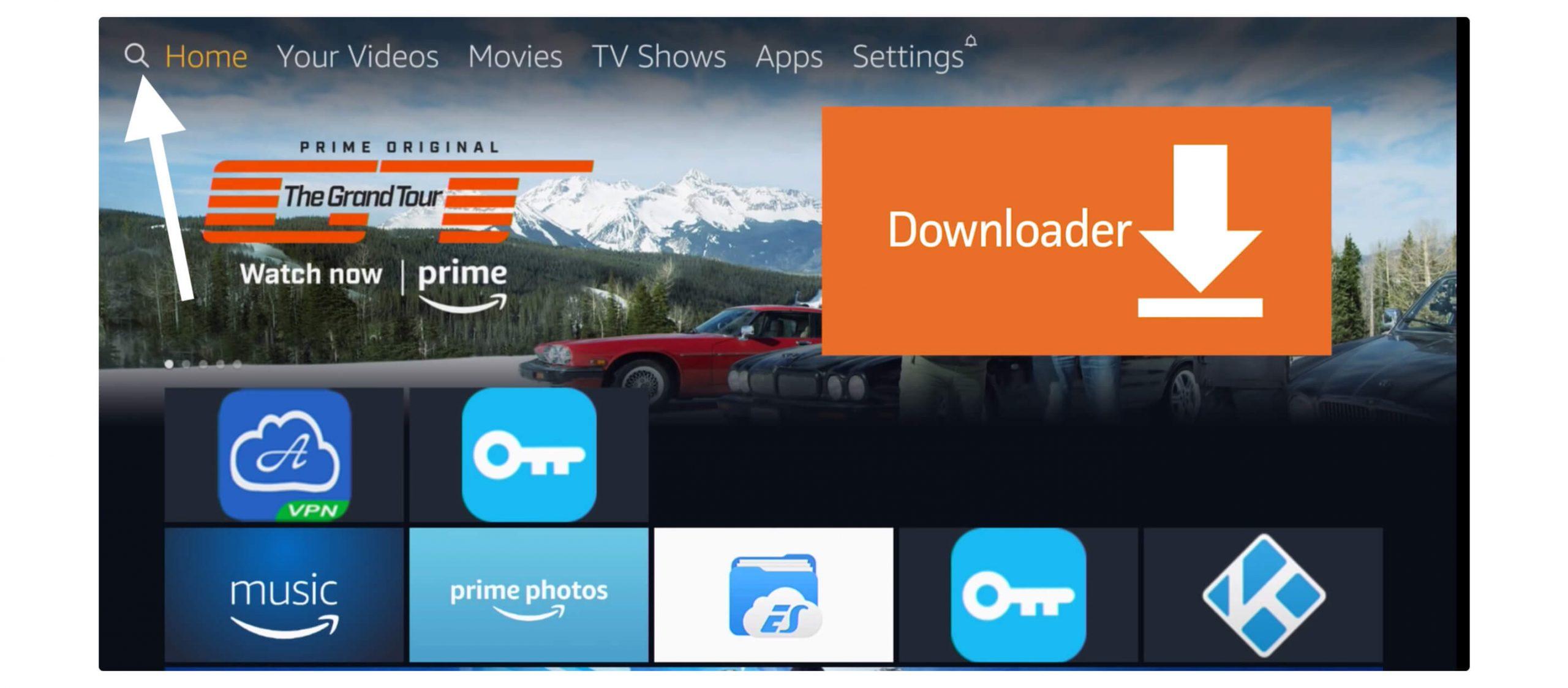 Install-downloader-On-Firestick-