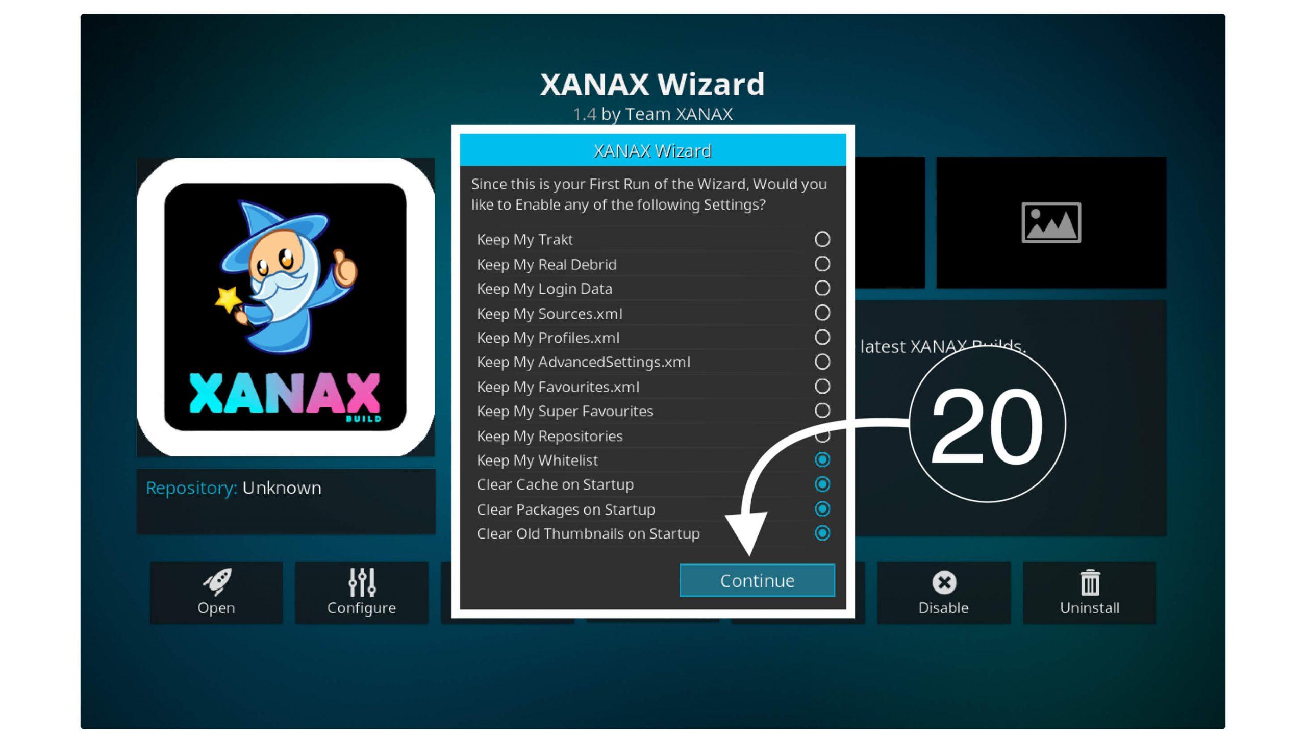 Kodi-Addon-Xanax-Build