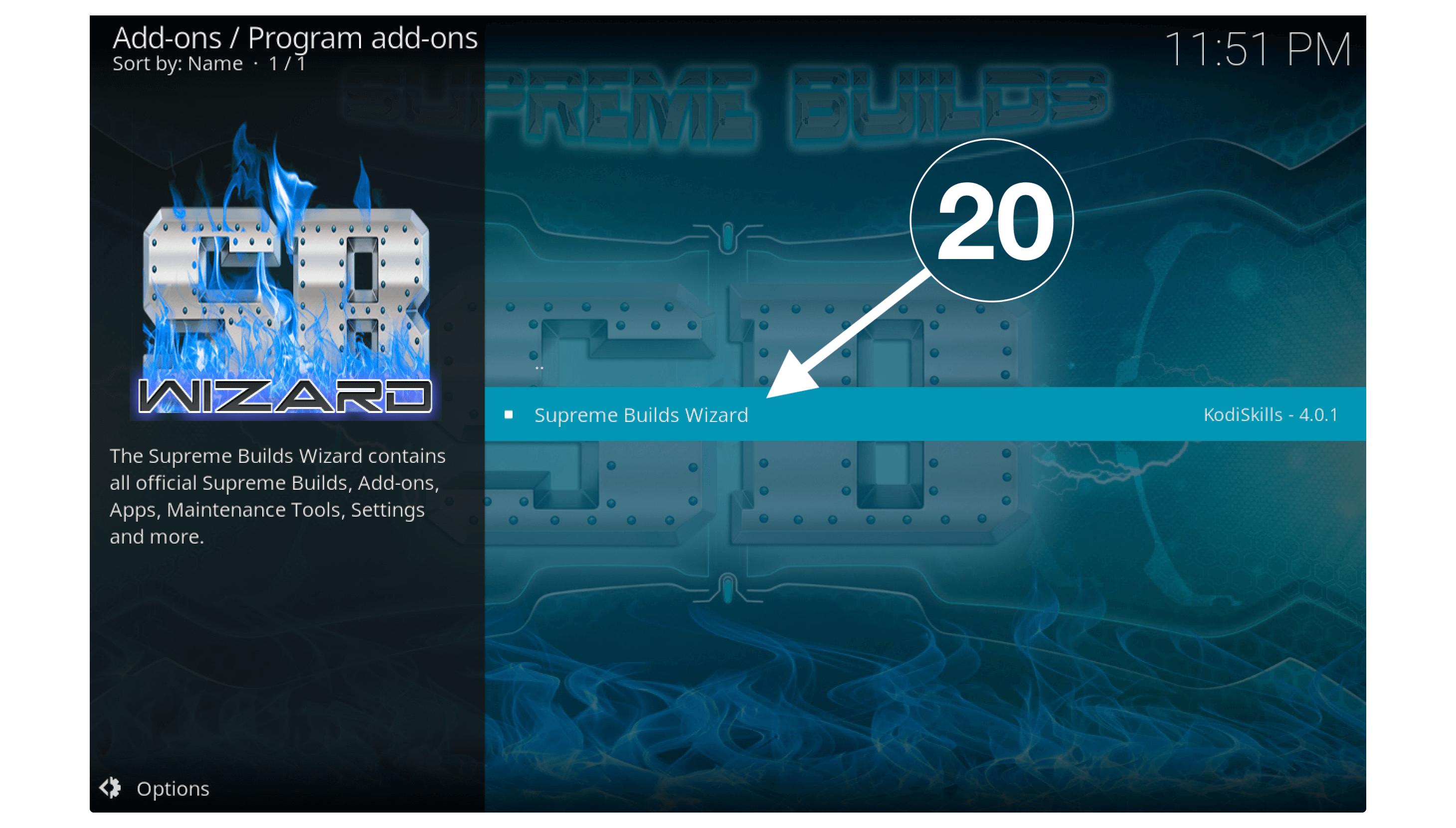 Titanium-Build-on-Kodi-latest-version