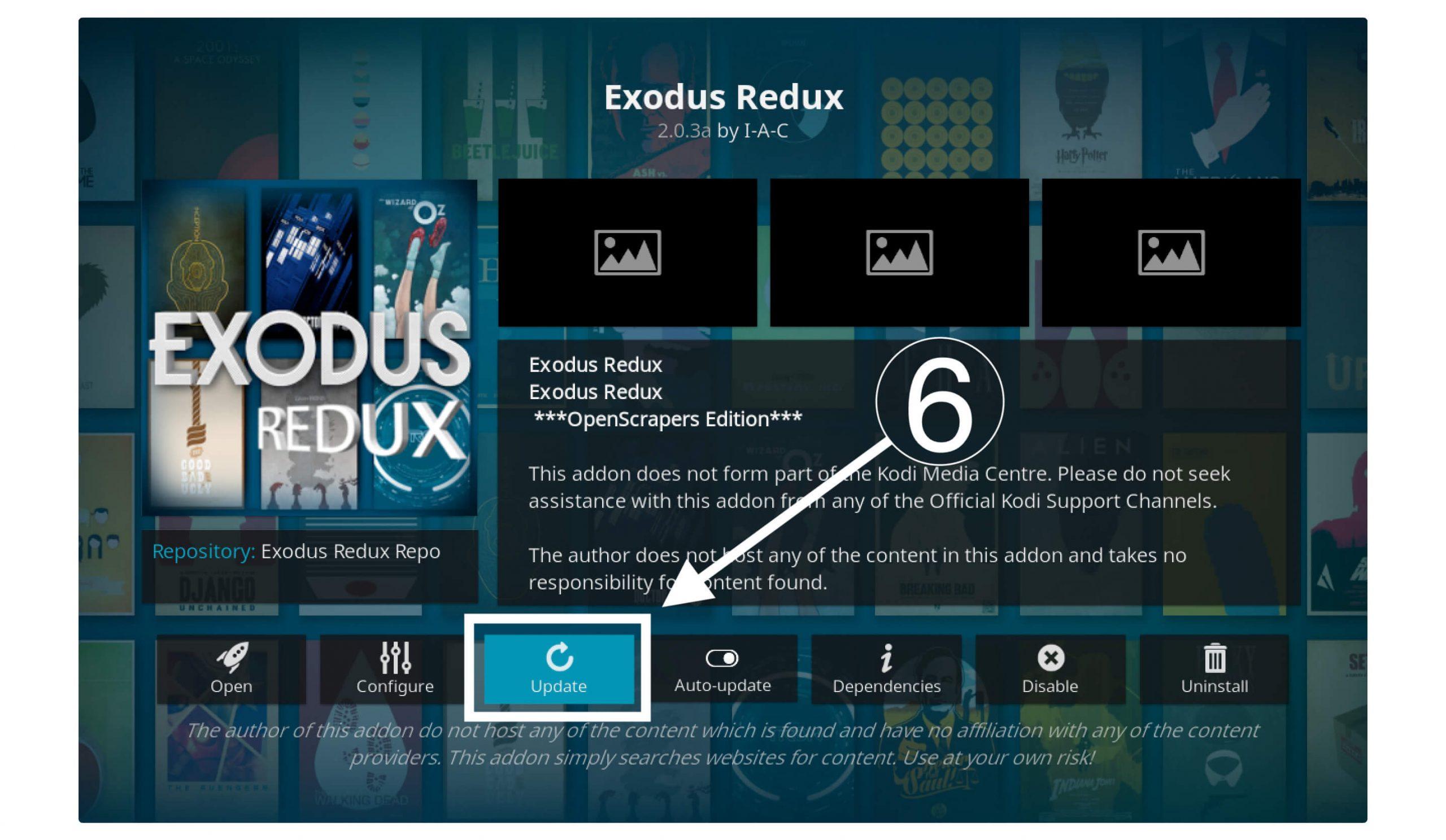 Update-Exodus-Redux-Not-Working-issue