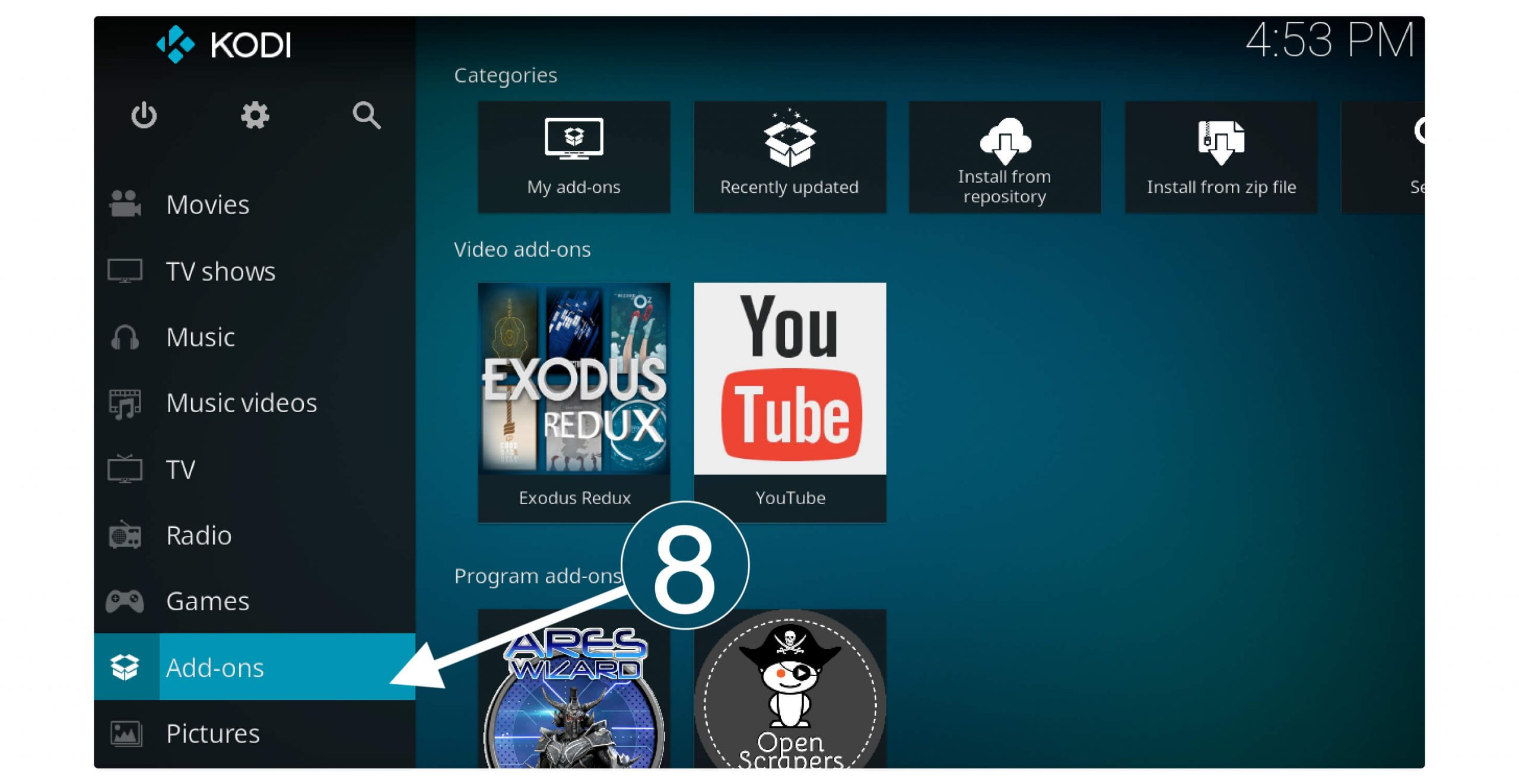 Xanax-Build-For-Kodi-