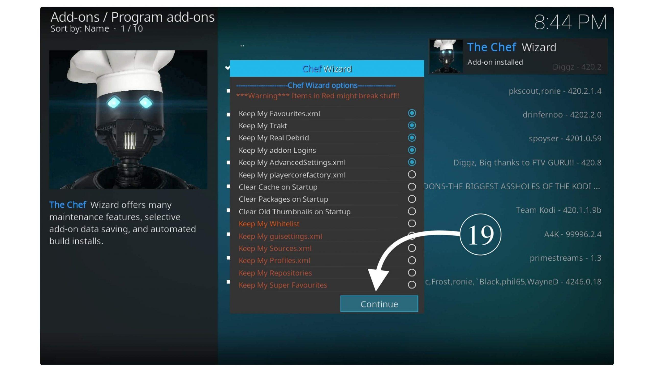How-To-Install-Diggz-Xenon-Build-in-Kodi