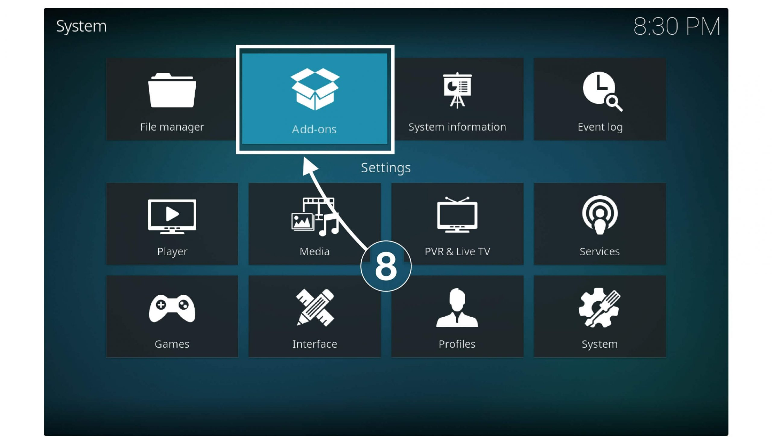 How-To-Install-TVAddons-Repo-on-kodi