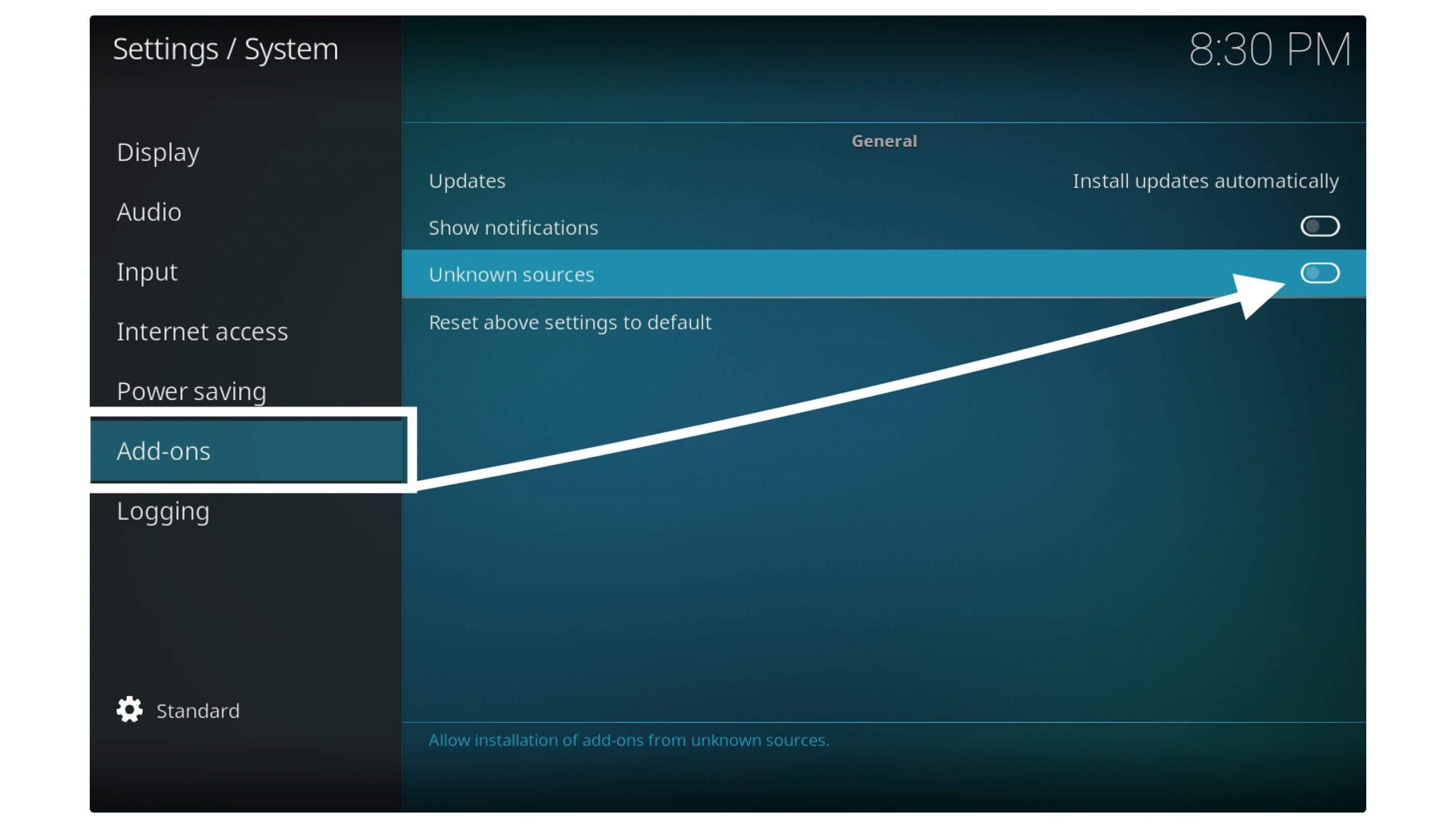 Install-Diggz-Xenon-Build-On-Kodi