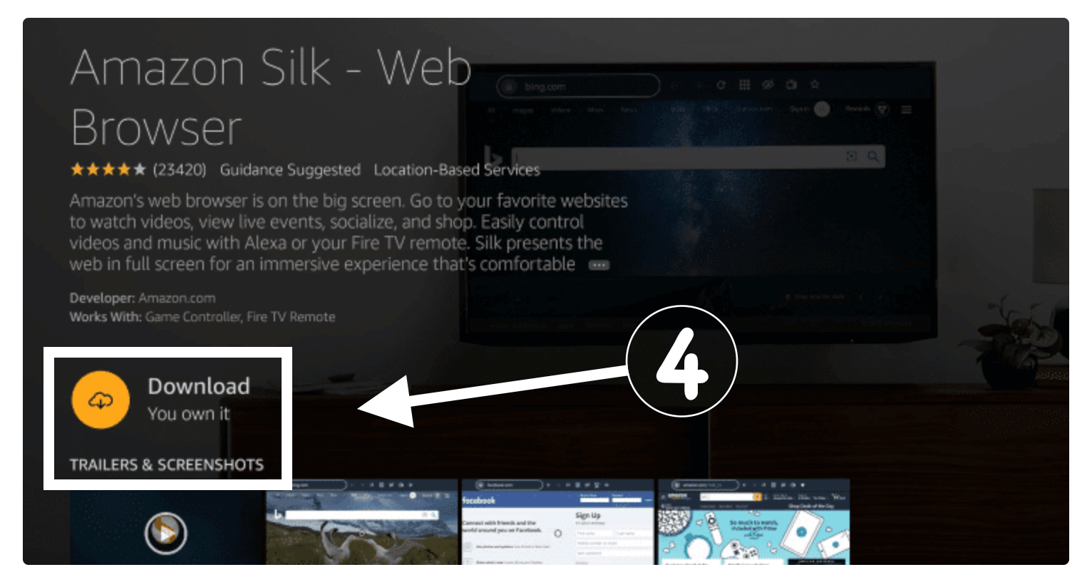 Install-Silk-Browser-On-Firestick