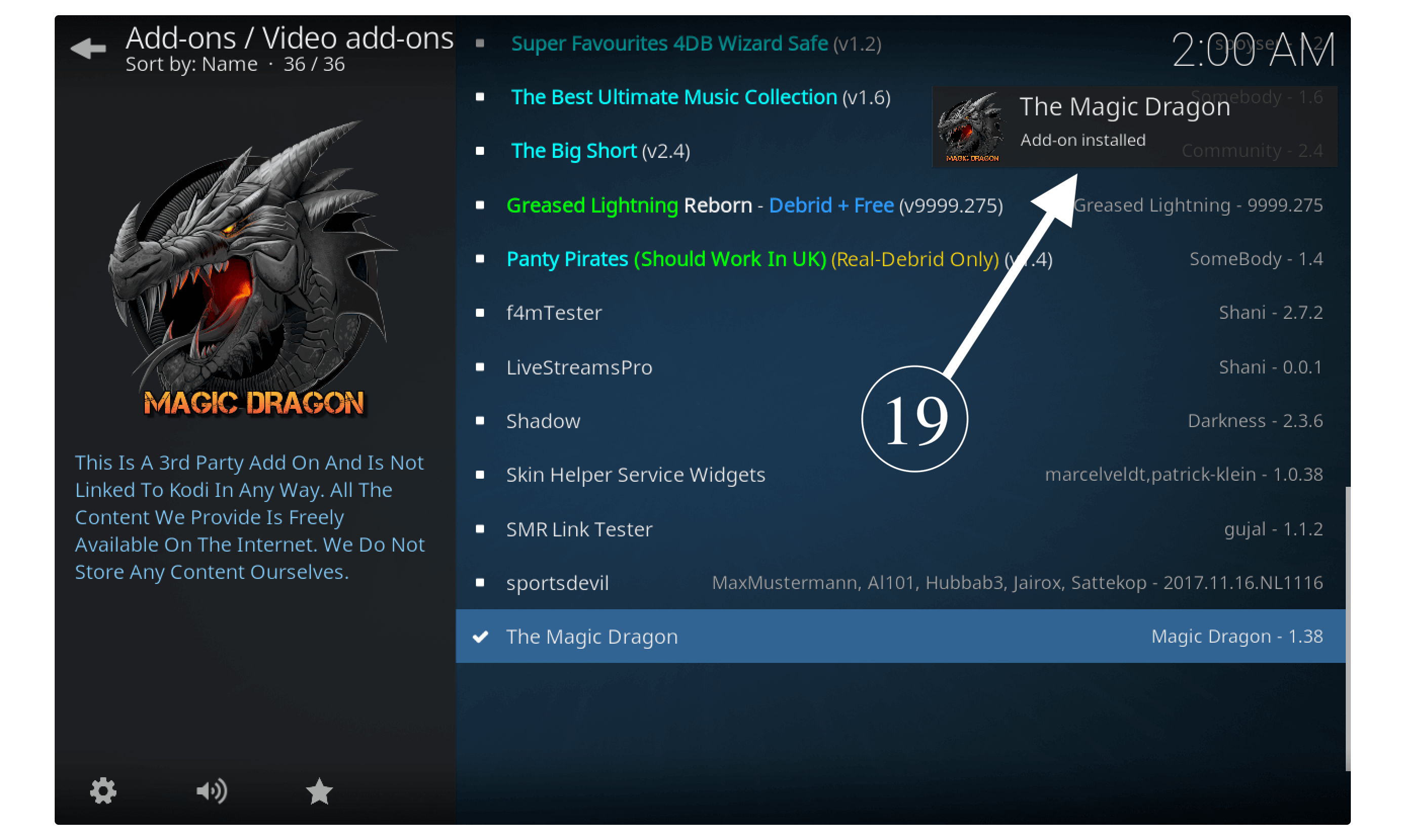 New-Magic-Dragon-Kodi-Addon