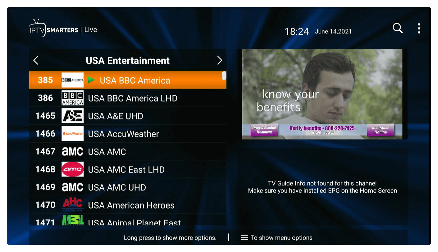 Smarters-Live-TV
