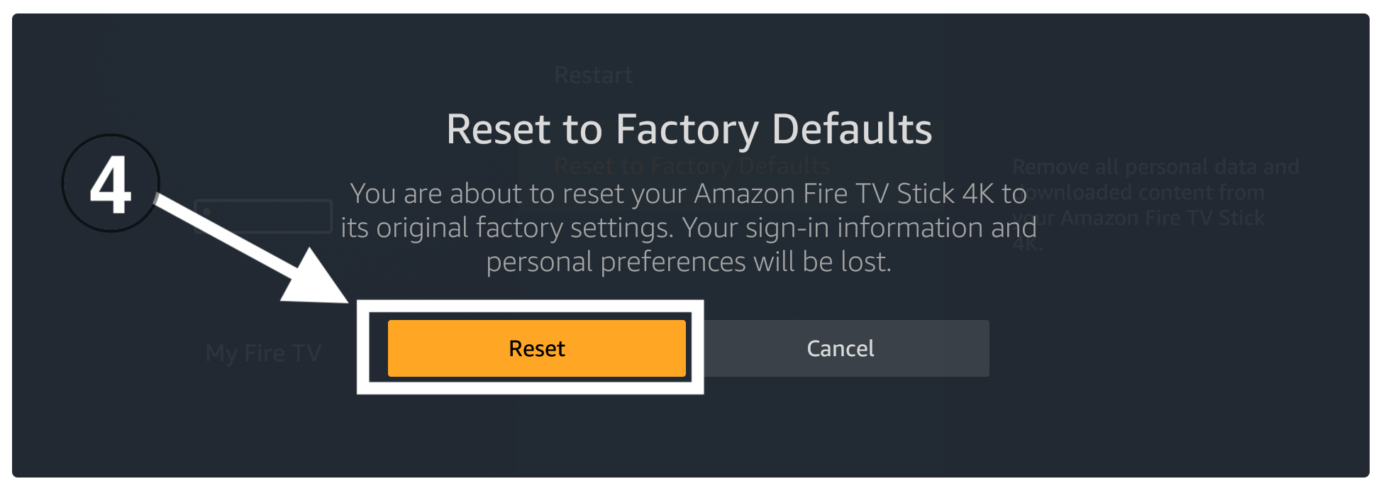 Amazon-Reset-Firestick-to-Factory-Settings