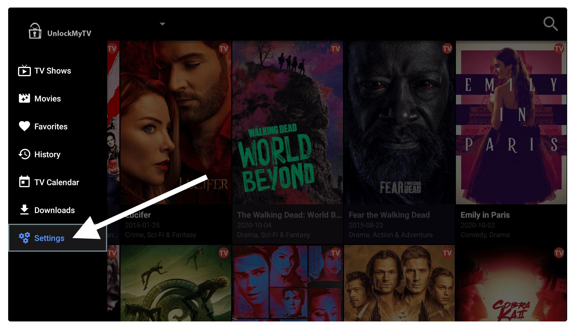 Change-Media-Player-in-UnlockMyTV-App