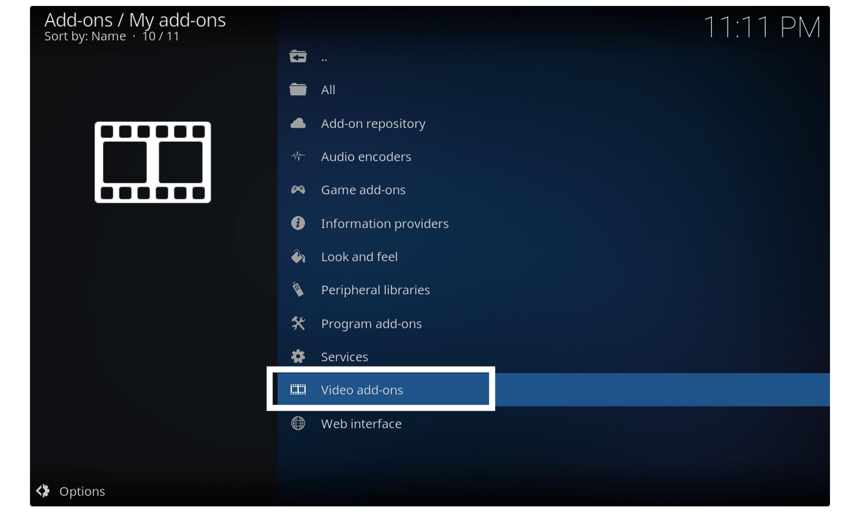 Fix-kodi-no-stream-available