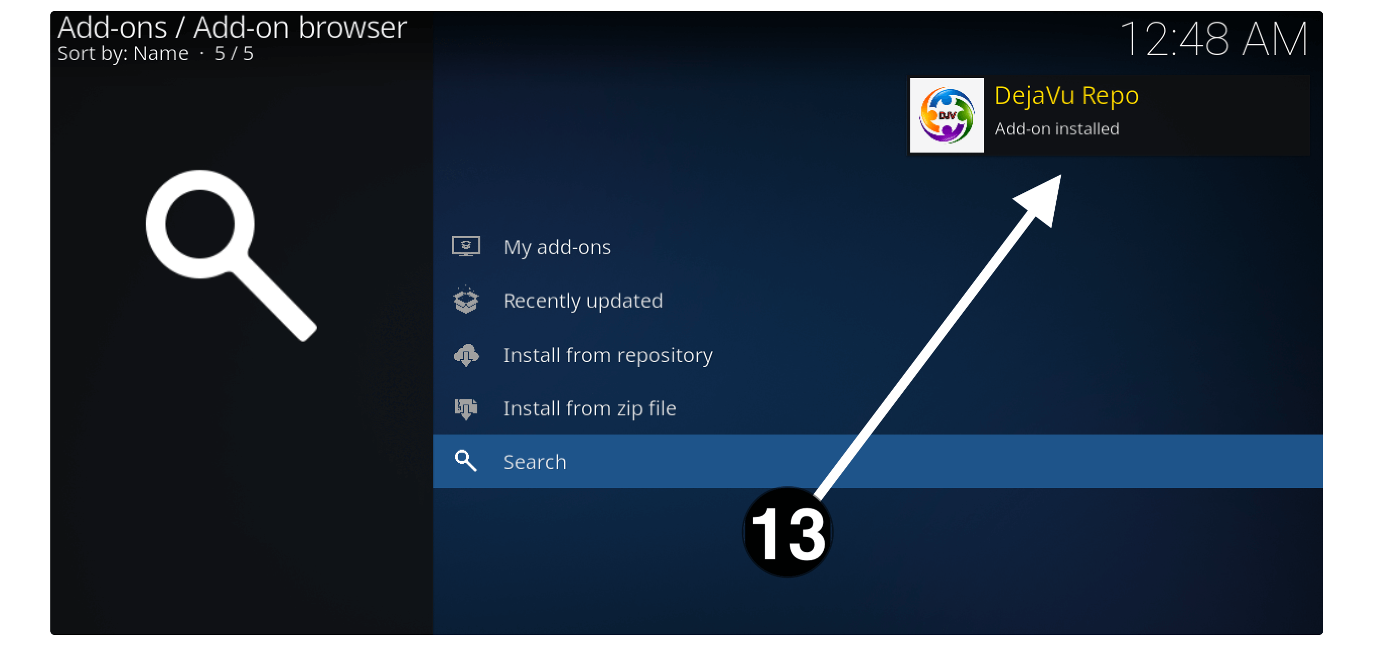 How-To-Install-Maverick-TV-Addon-On-Kodi