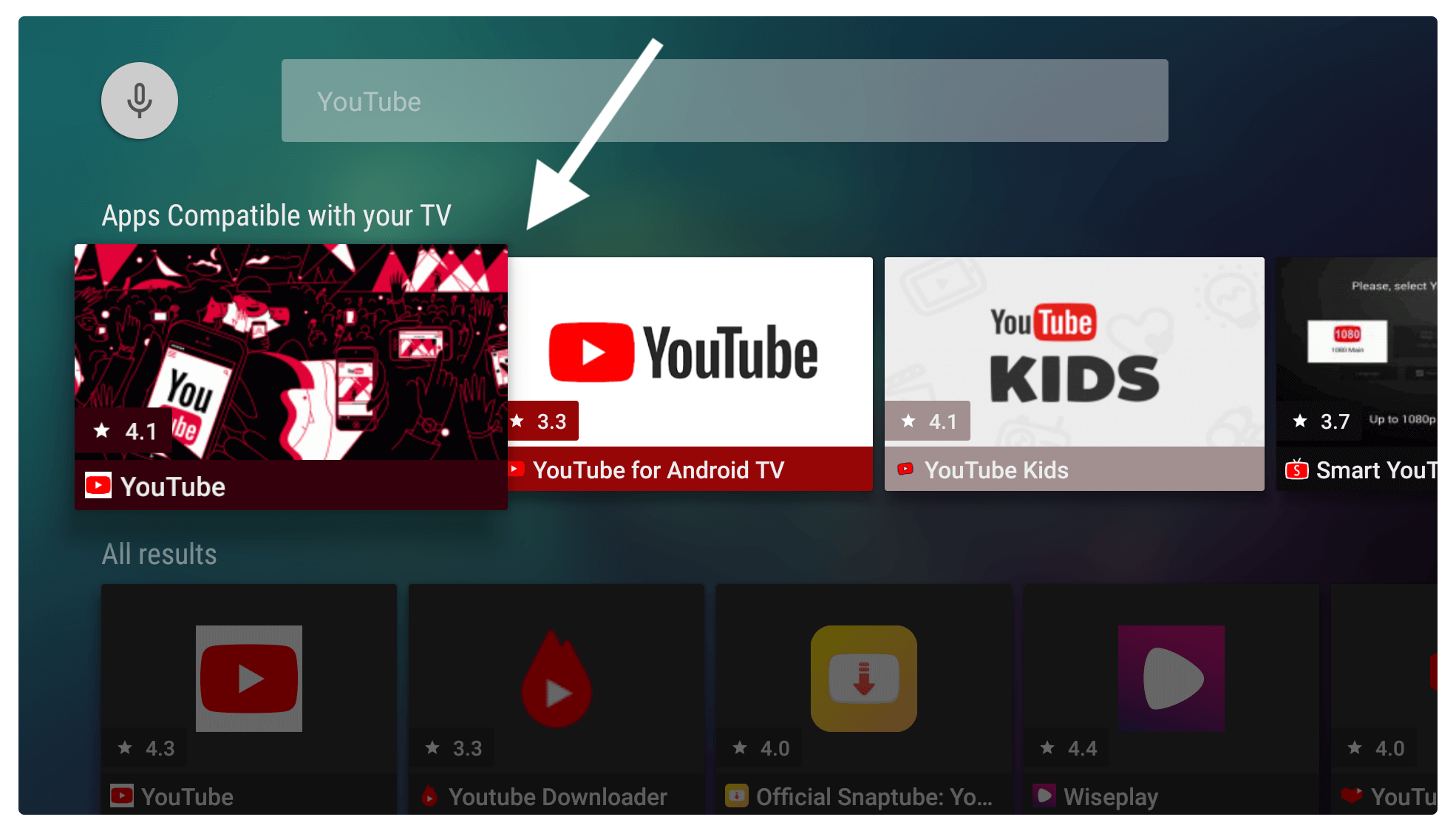 How-To-use-Aptoide-TV-App