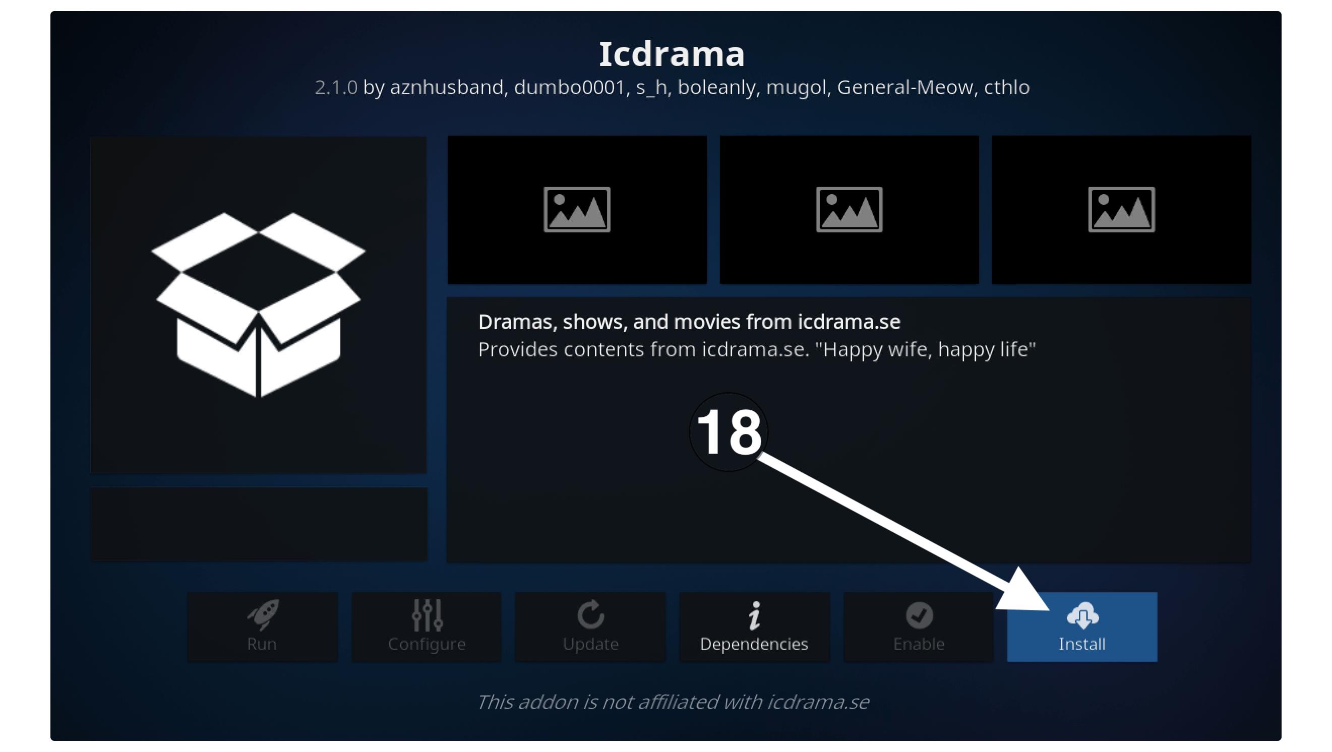 Install-IcDrama-Kodi-Addon