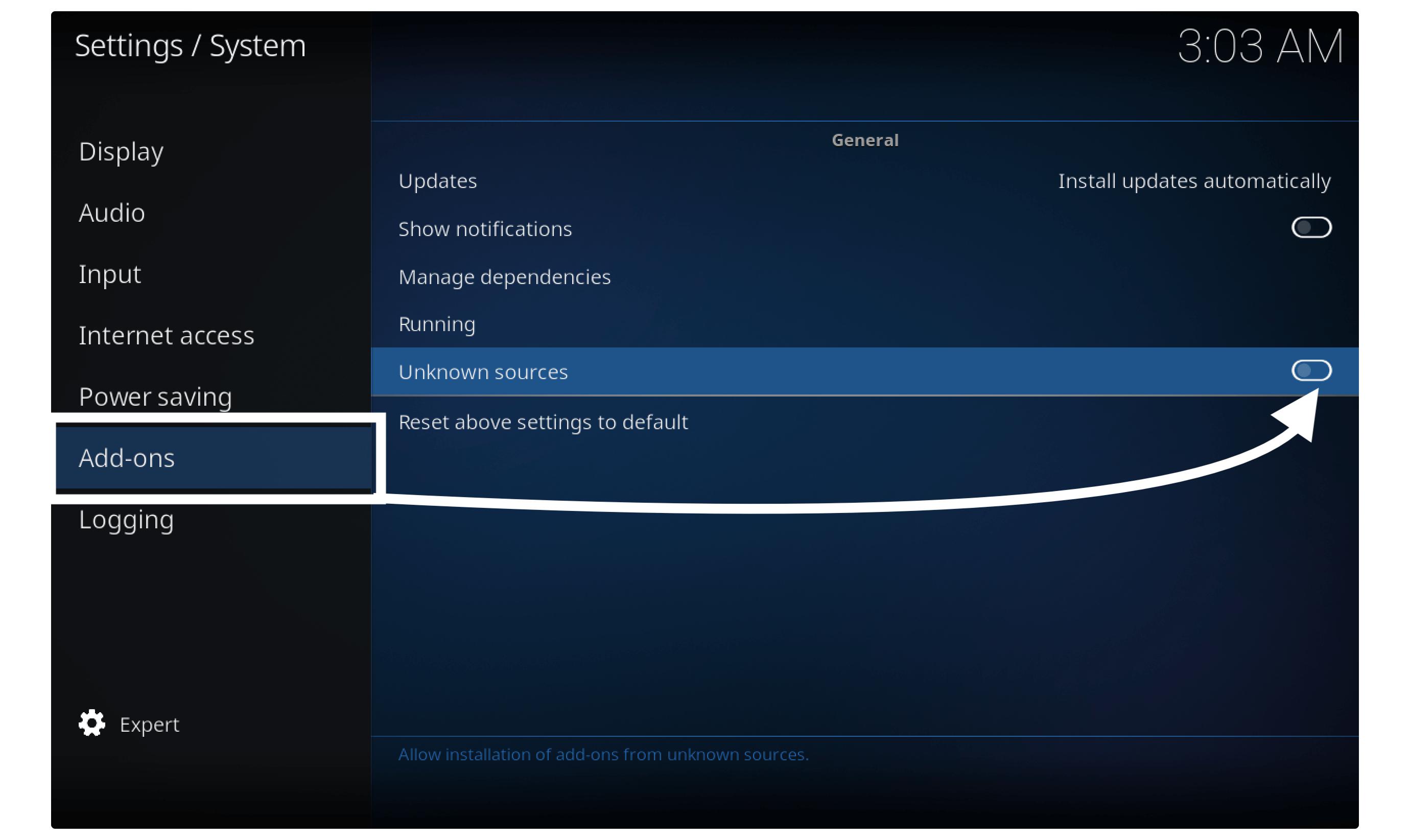 Installing-IcDrama-Addon