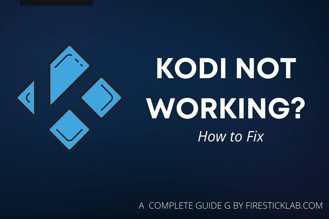 Kodi-Not-Working