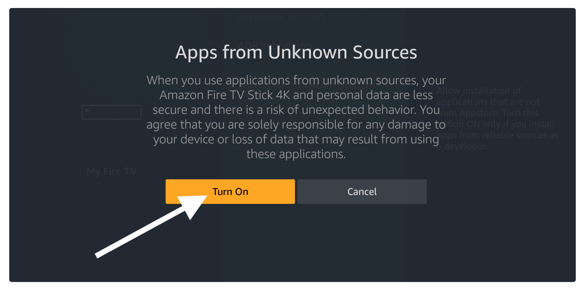 enable-Unknown-Source-For-TvTap-app