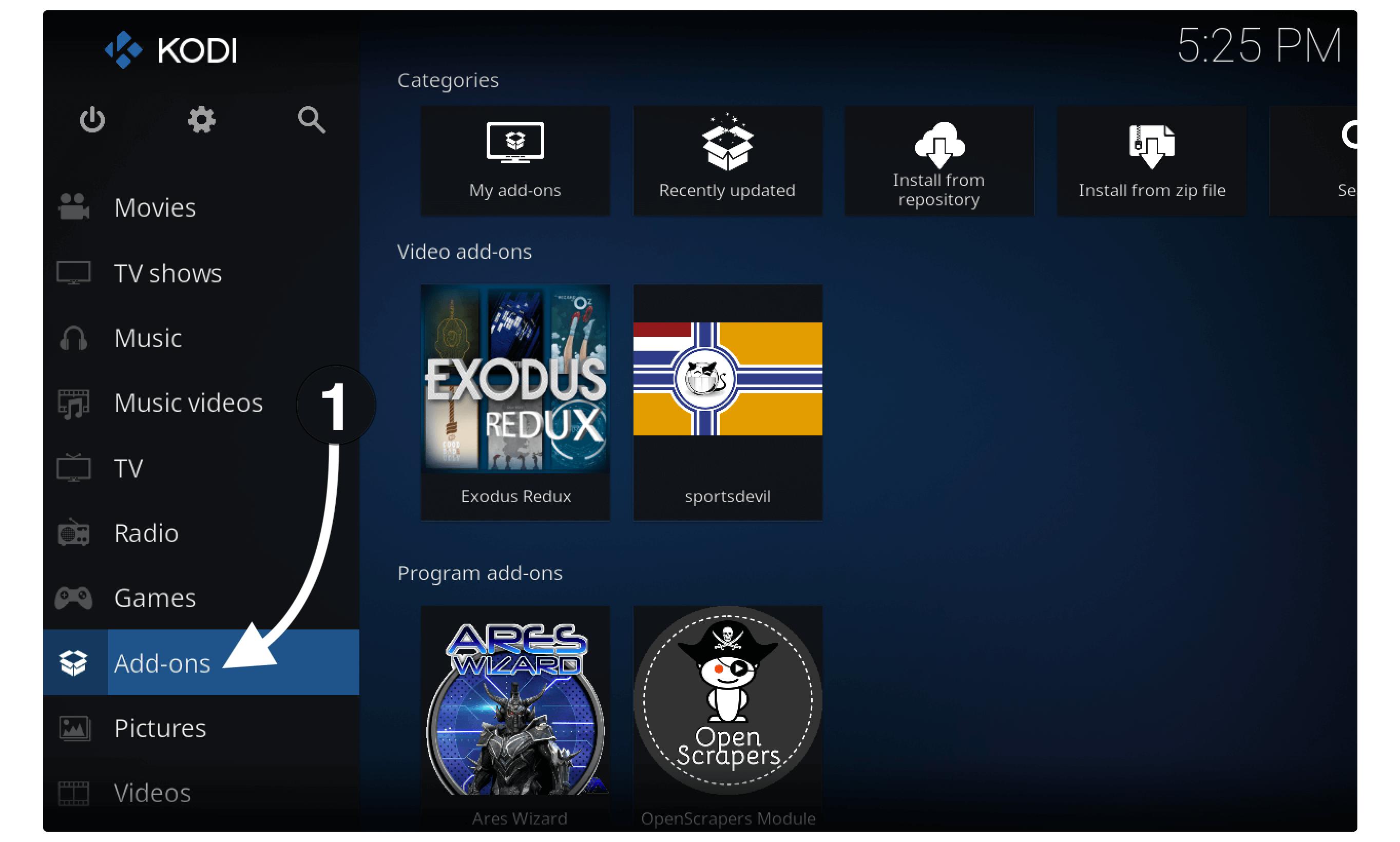 Fix-Sportsdevil-Not-Working-On-Kodi-media-Player