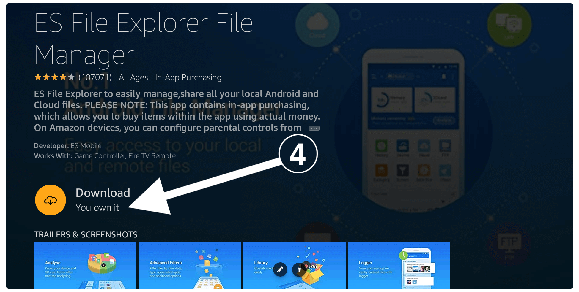 Install-ES-File-Explorer-Fires-tick
