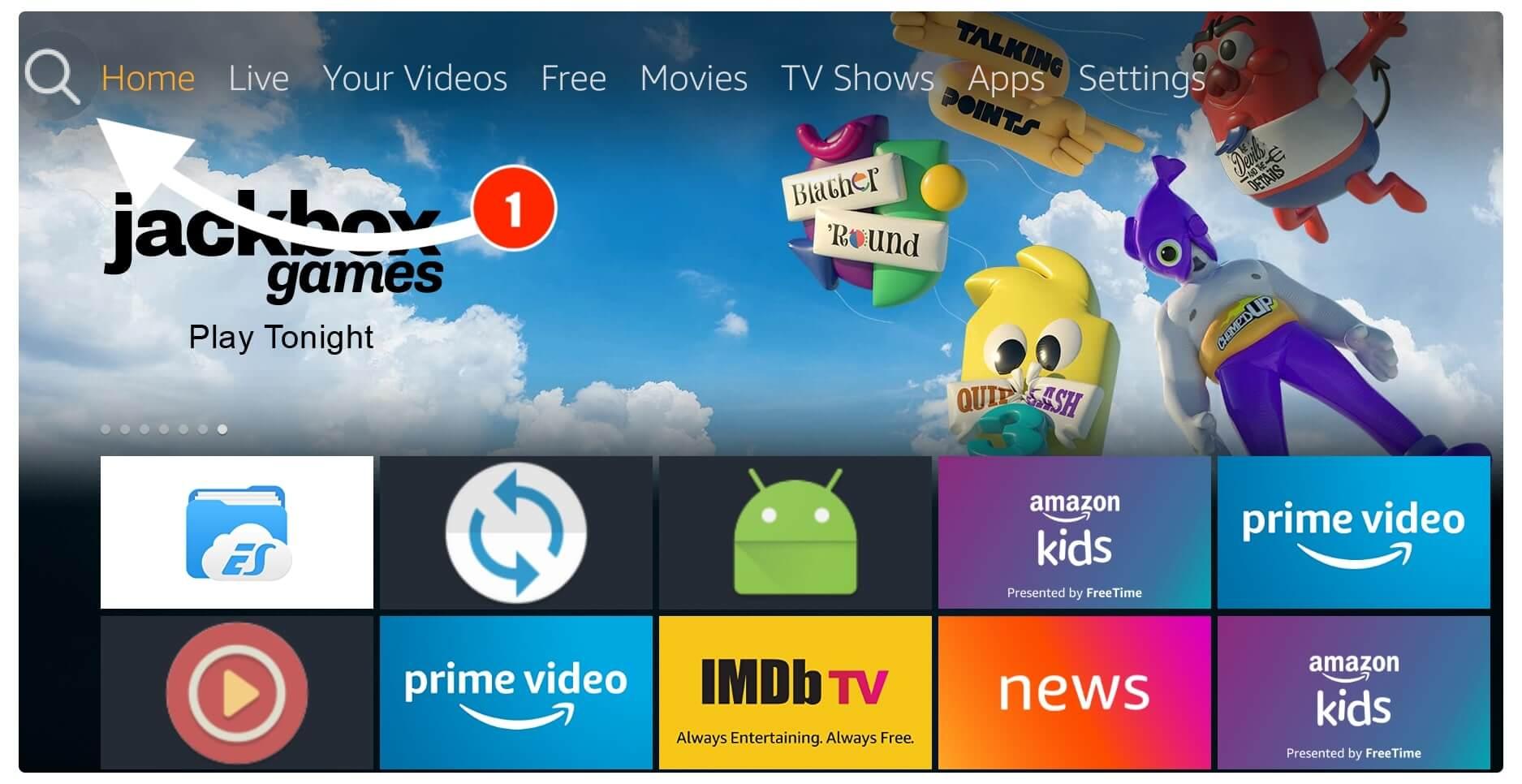 Nova-TV-App-on-FIrestick