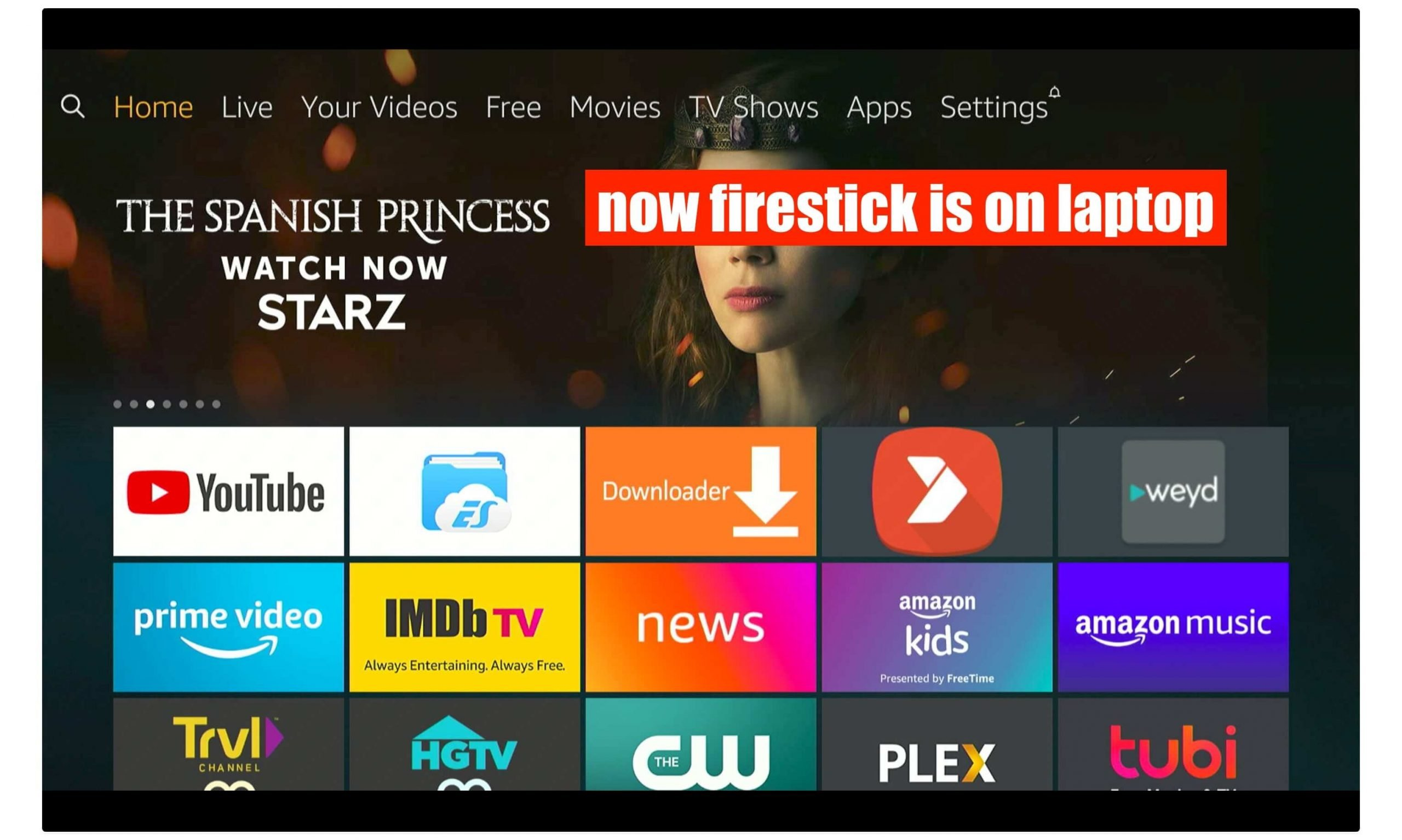 Now-Firestick-is-installed-on-laptop