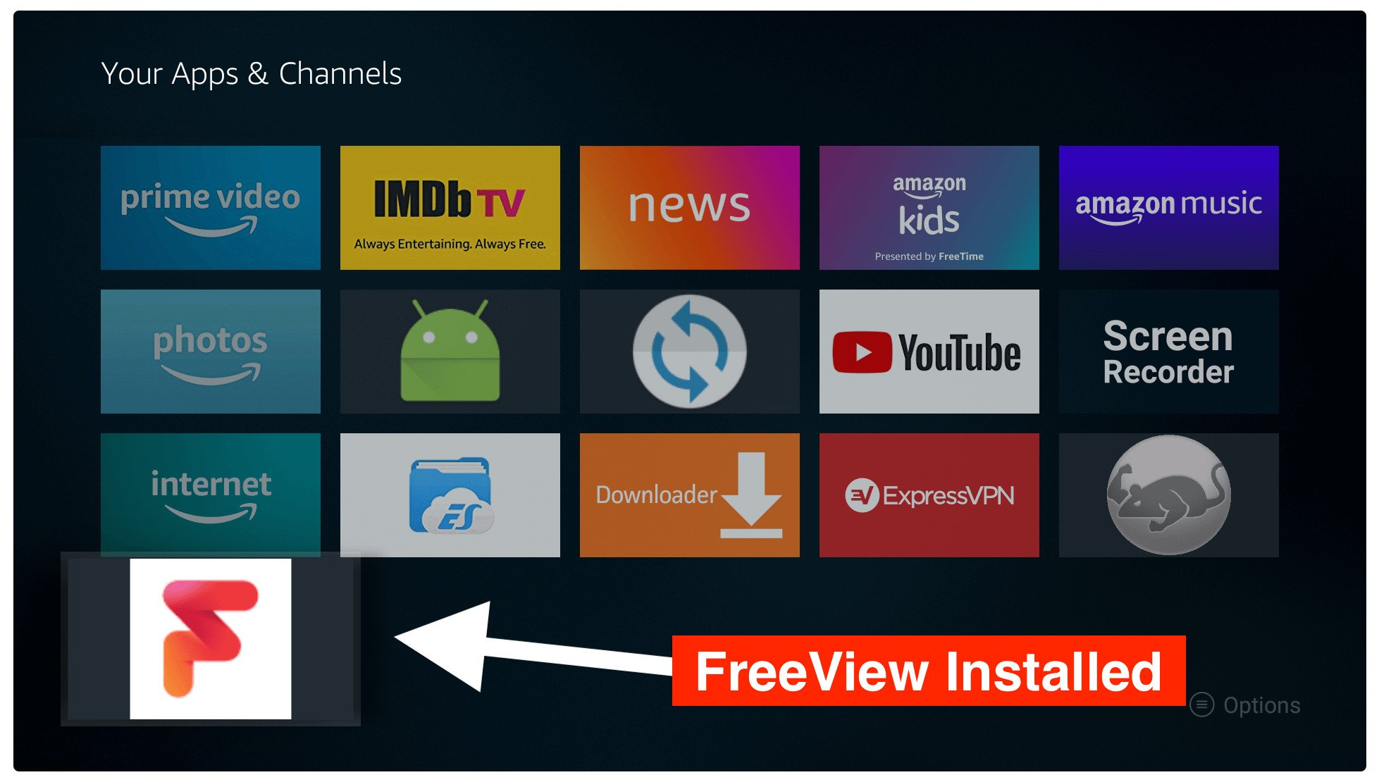 Open-Freeview