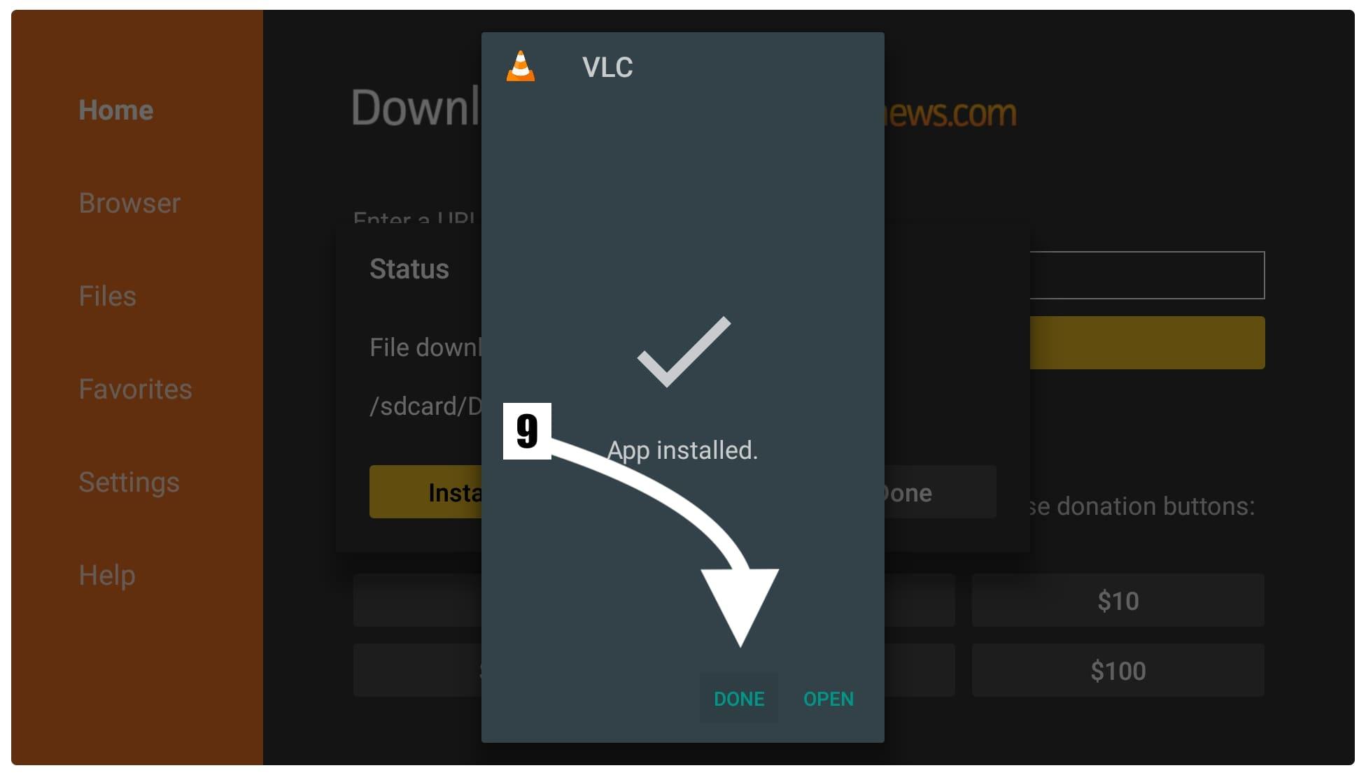Put-VLC-Player-on-Firestick