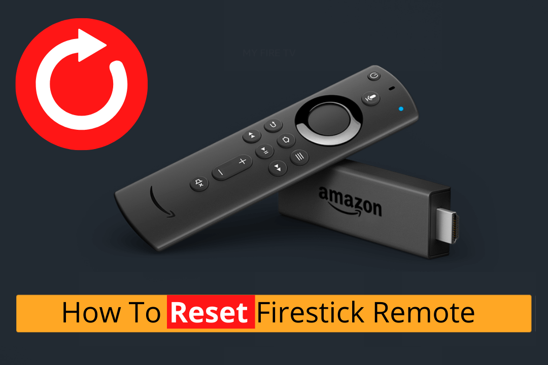 Reset-Firestick-Remote