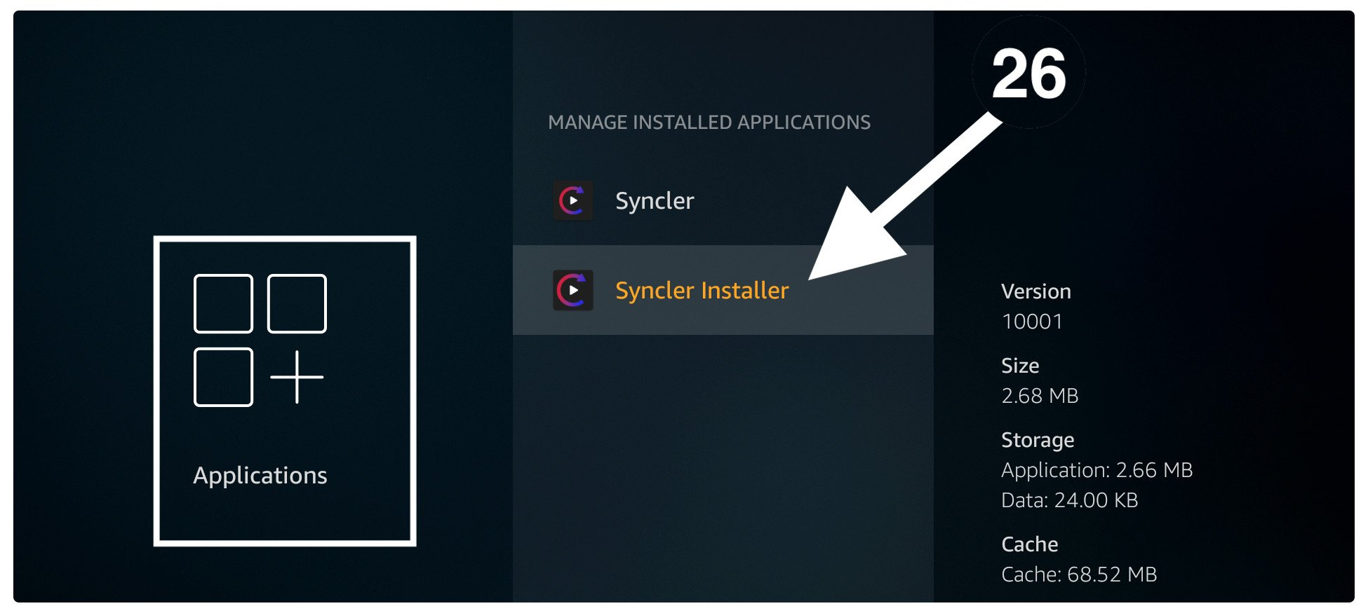 Syncler-Firestick-device