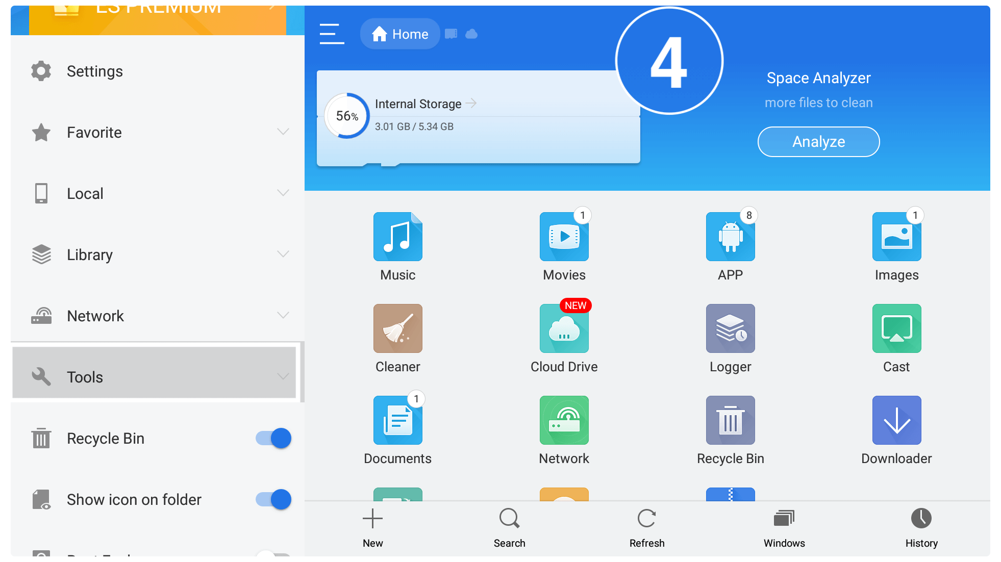 Use-and-Download-Apps-On-Firestick-Using-ES-File-Explorer
