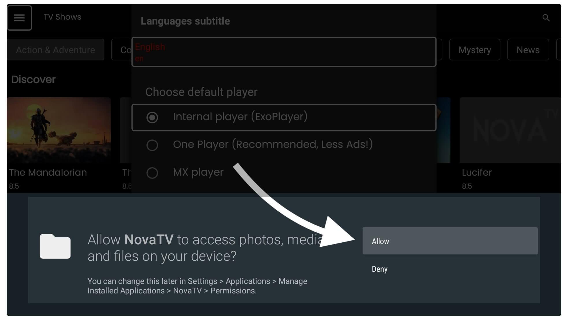 Watching-Movies-On-Nova-TV