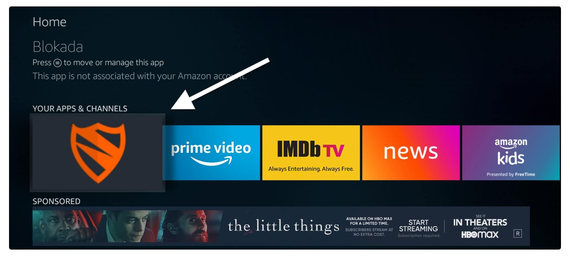 Disable-FireTV-Stick-Ads