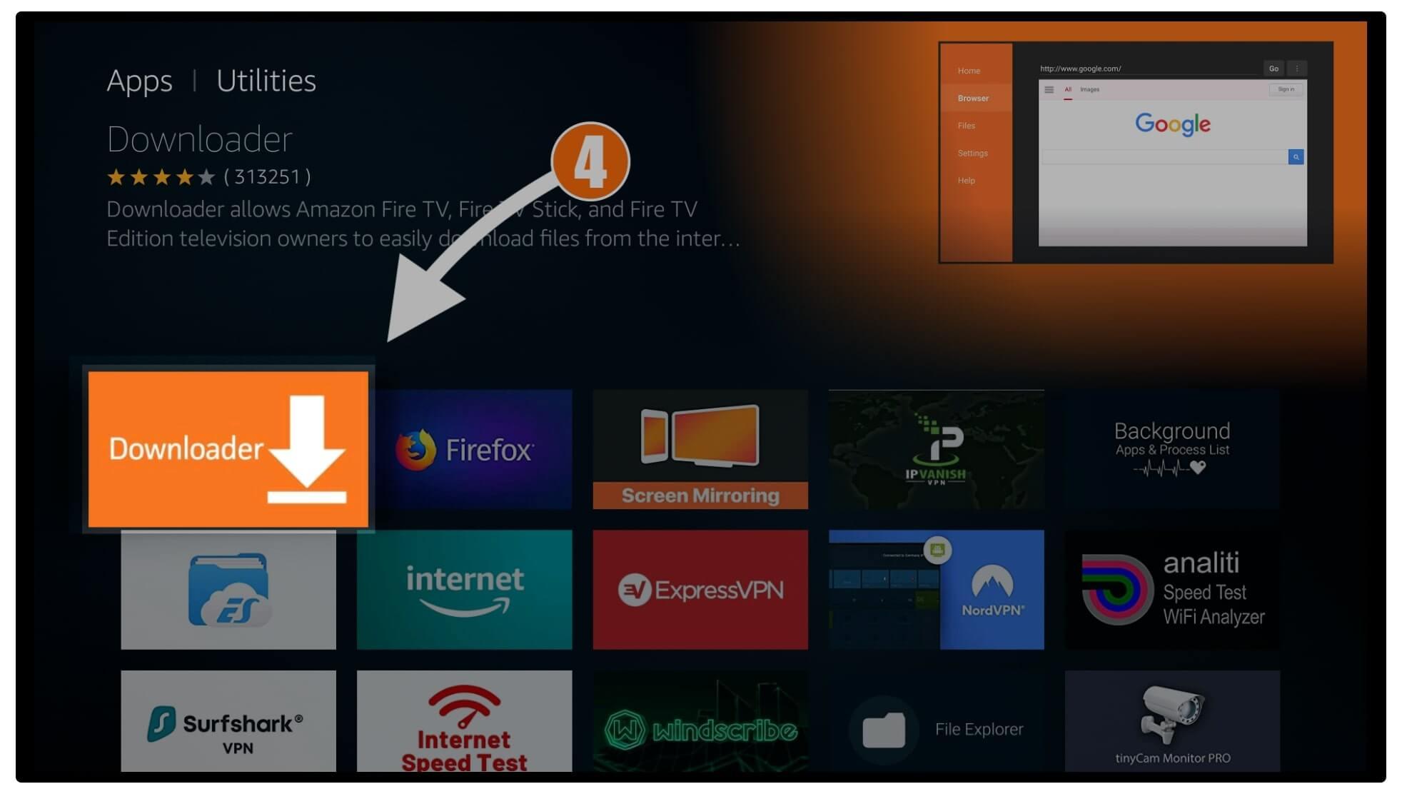 Downloader-For-BeeTV