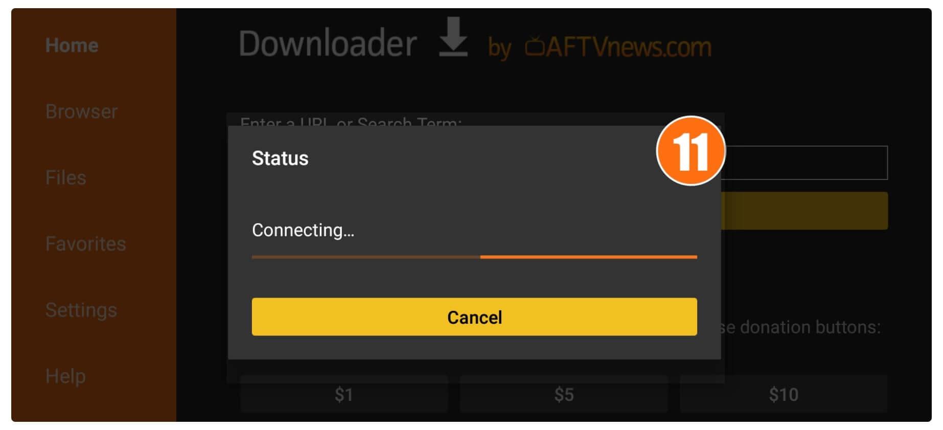 Downloading-BeeTV-on-Firestick