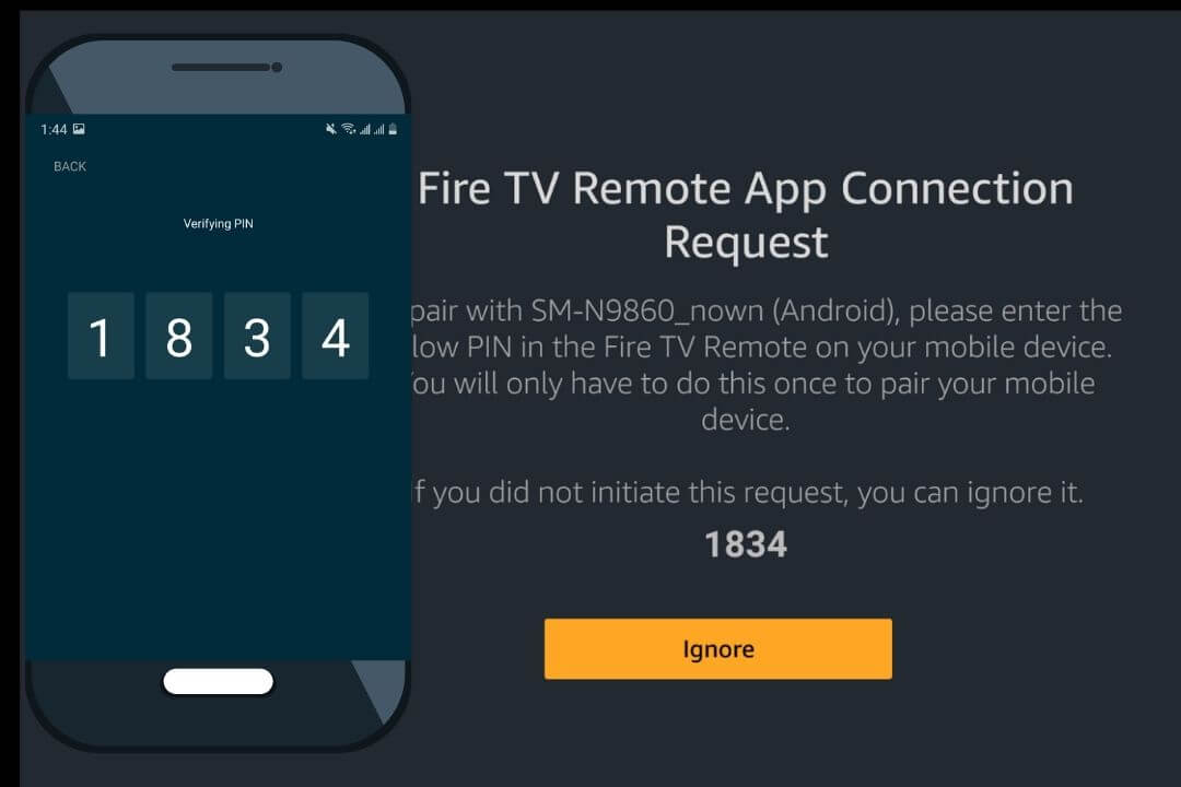 Mobile-Phone-as-a-Remote
