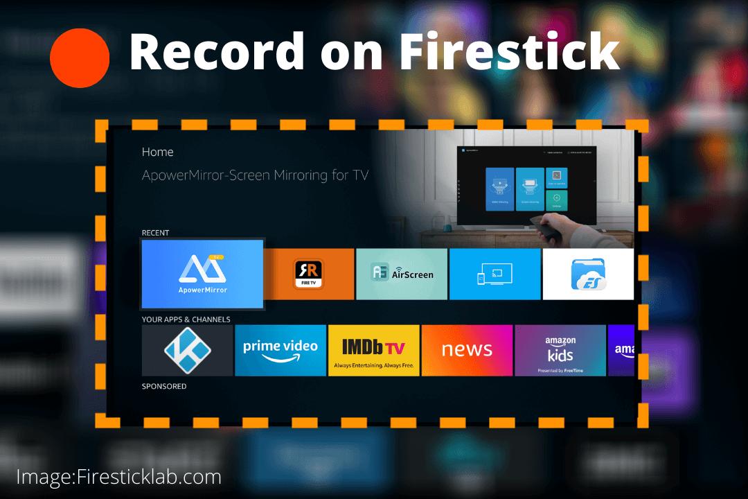 Record-on-Firestick-4k