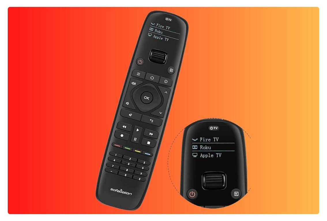 SofaBaton-U1-Universal-Remote